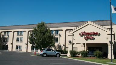 Hampton Inn Salt Lake City Murray