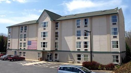 Rodeway Inn & Suites Asheville