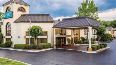 Quality Inn Carowinds Fort Mill