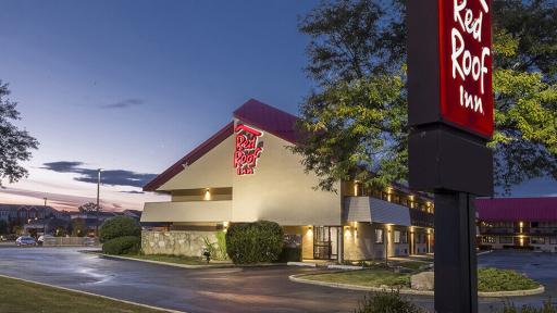 Last Minute Discount At Red Roof Inn Chicago O Hare