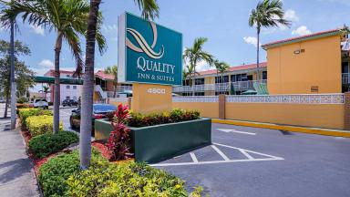Quality Inn & Suites Hollywood