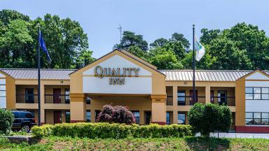 Quality Inn Tanglewood Roanoke