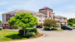 Comfort Suites Mount Vernon