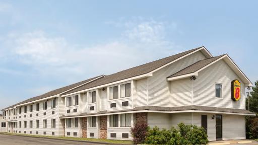 Super 8 Motel Westbrook