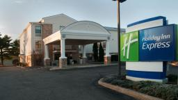 Holiday Inn Express - Vernon-Manchester