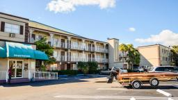 Executive Economy Lodge Pompano Beach