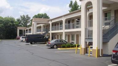 Econo Lodge Fredericksburg South