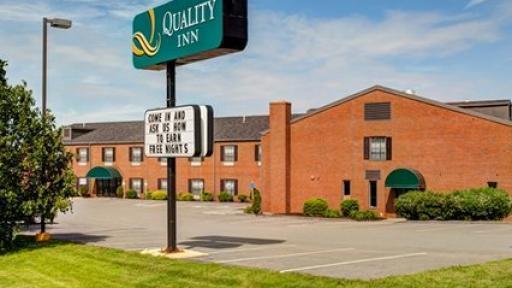 Quality Inn at Bangor Mall