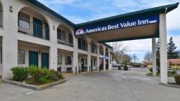 Americas Best Value Inn - Sacramento - Old Town