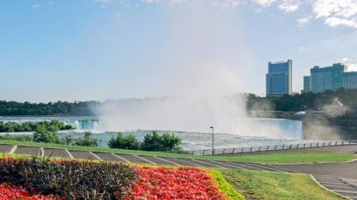 Last Minute Discount At Wyndham Garden At Niagara Falls