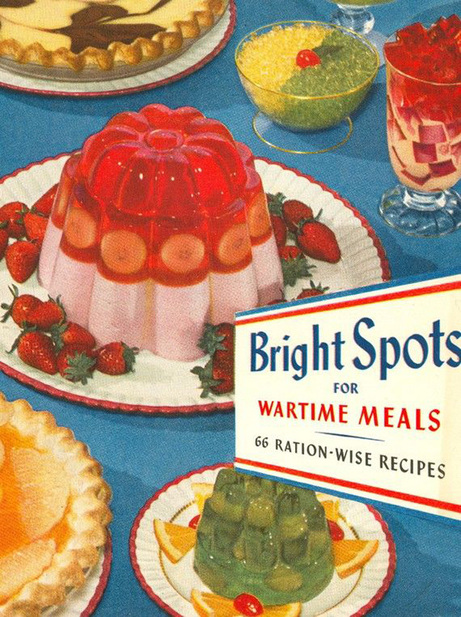 Rations and recipes blog wartime wednesdays elinor florence the nuisance factor fandeluxe Images