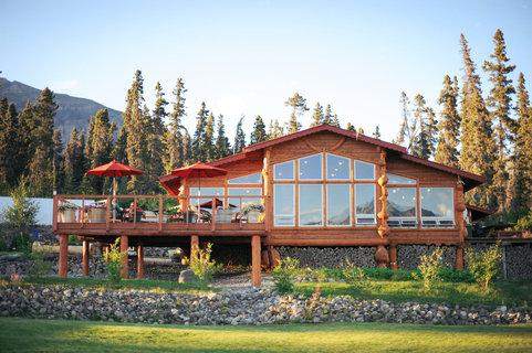 Alaska wilderness lodge ultima thule lodge for Alaska luxury fishing lodges