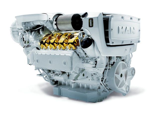 Why Choose Man Marine Diesel Engines | RDI Group