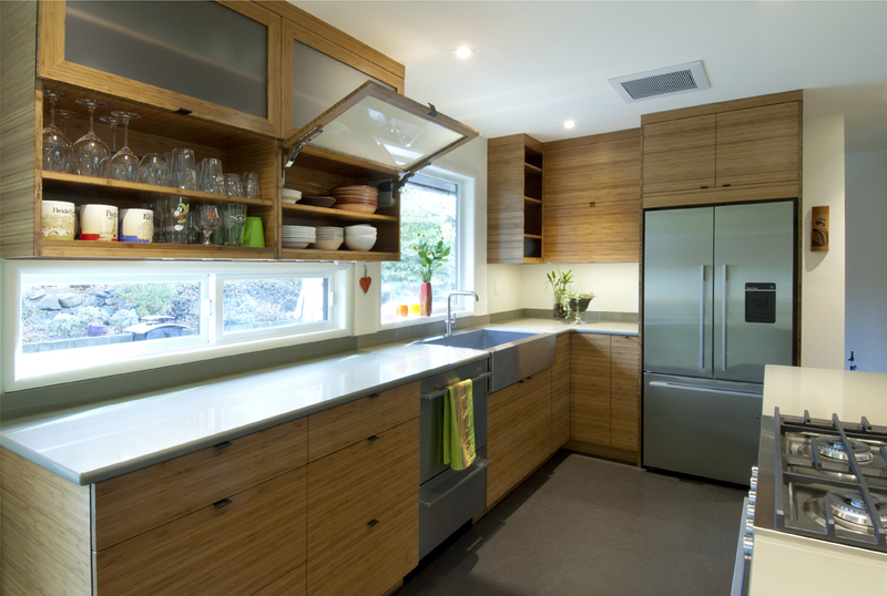 Jackson Remodeling - Mid-Century Modern Kitchen & Bath : Our Work