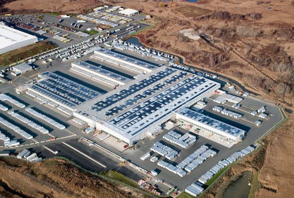 FedEx Rooftop Solar