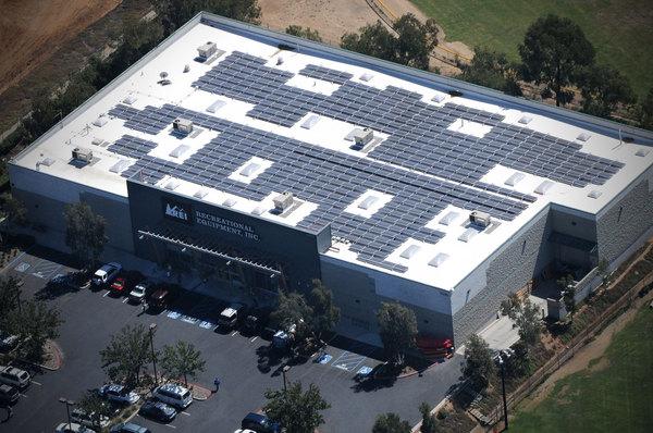 REI Solar Rooftop