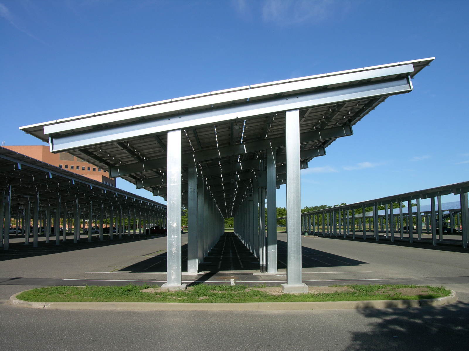 Solar Carports Commercial Solar Carport Design