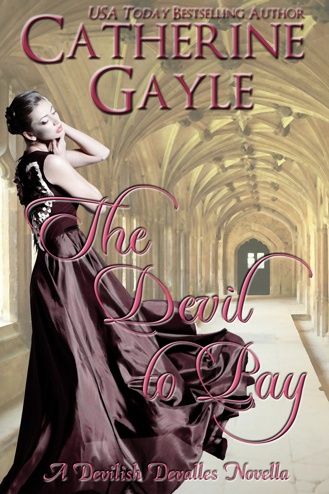 Dancing with the Devil (The Devil to Pay Book 2)