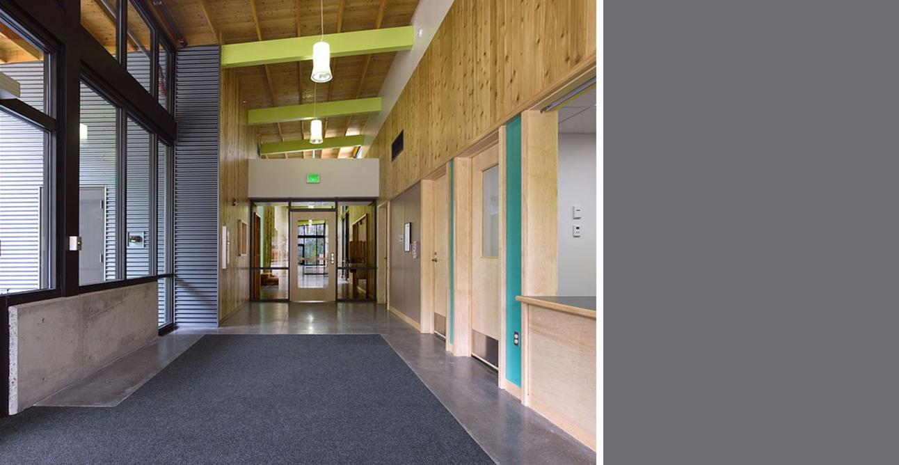 Grays Harbor College Childcare Center | Miller Hayashi