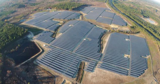 utility scale solar power plants pdf
