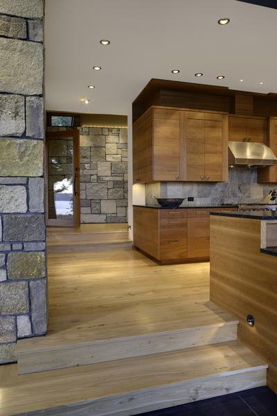 Green Roof House Design San Juan Island Natural Modern