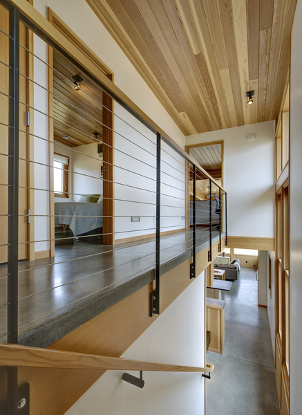 Sustainable house design cashmere wa natural modern for Sustainable architecture firms