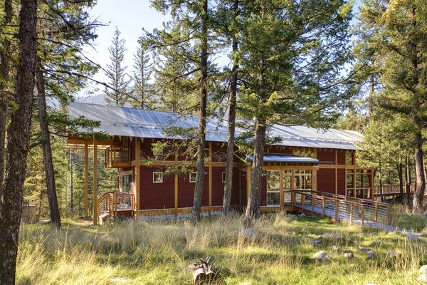 Cabin Design Mazama Wa Natural Modern Architecture Firm