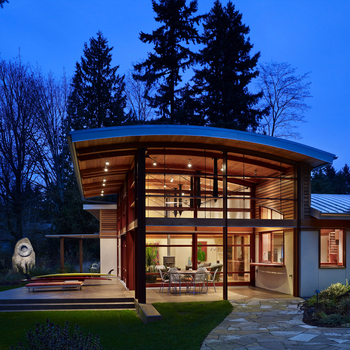 Prefab Modern Homes & Cabins | Prentiss Balance Wickline