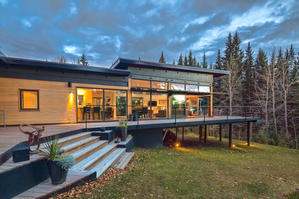 Prefab house design alberta ca natural modern for Modern prefab homes seattle