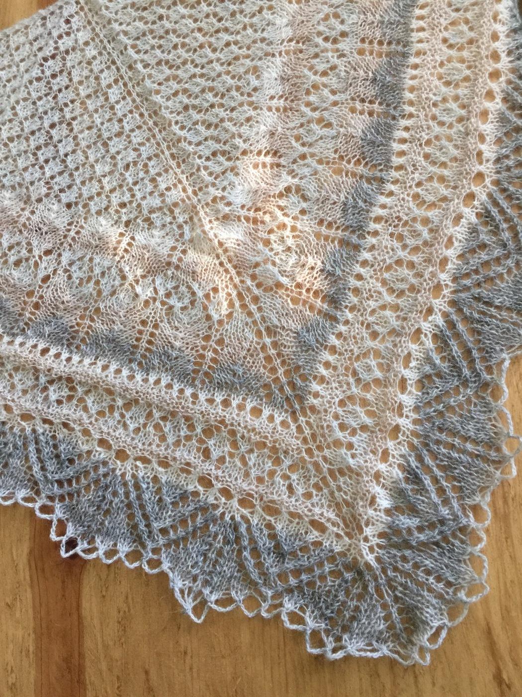 Icelandic Lace Shawl | Nordic Museum