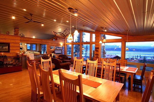 Alaska Wilderness Lodge - XX old Ultima Thule Alaska Lodge