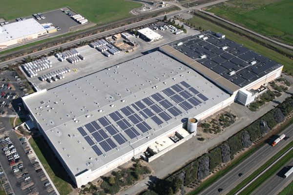 Walgreens Solar Rooftop Project