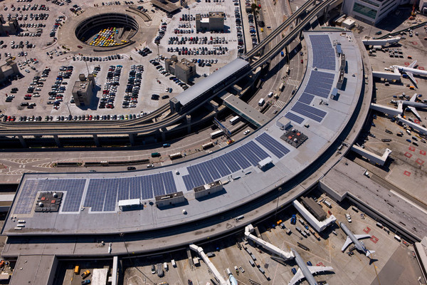SFO Solar Rooftop