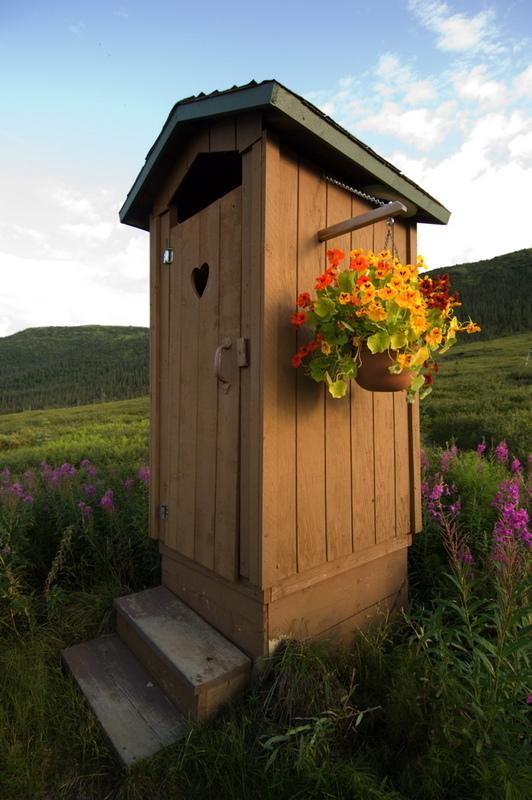 Alaska Wilderness Lodge Camp Denali