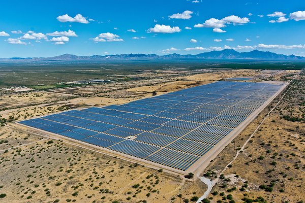 Utility Scale Solar Planning & Development | Solar Power For Electricity