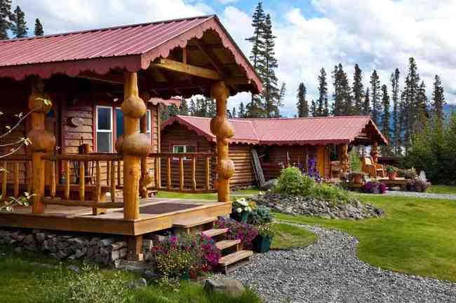 Best alaskan lodge xx old ultima thule alaska lodge for Best fishing lodges in alaska