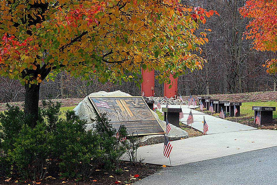 9/11 Memorial Tribute Plaque