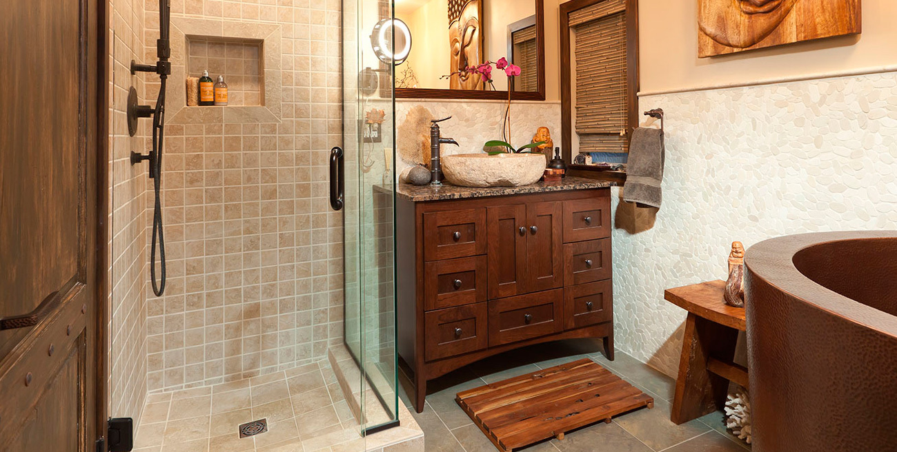 How To Start A Bathroom Remodel Best The Best Time To Start A Bathroom Remodel  Strasser Woodenworks Design Ideas