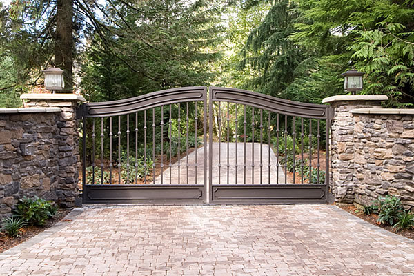 North bend wa estate commercial gates seattle