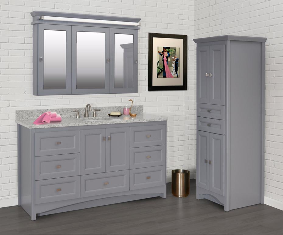 CUSTOM VANITIES AND BATHROOM COLLECTION. Ravenna bathroom vanity