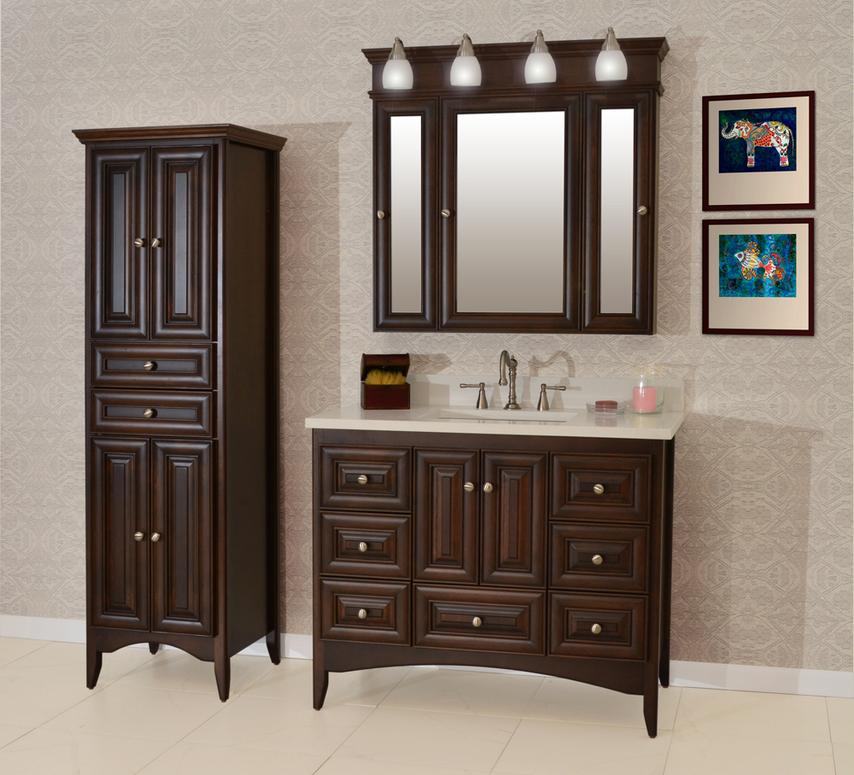 Wallingford Bathroom Vanity - Strasser bathroom vanities
