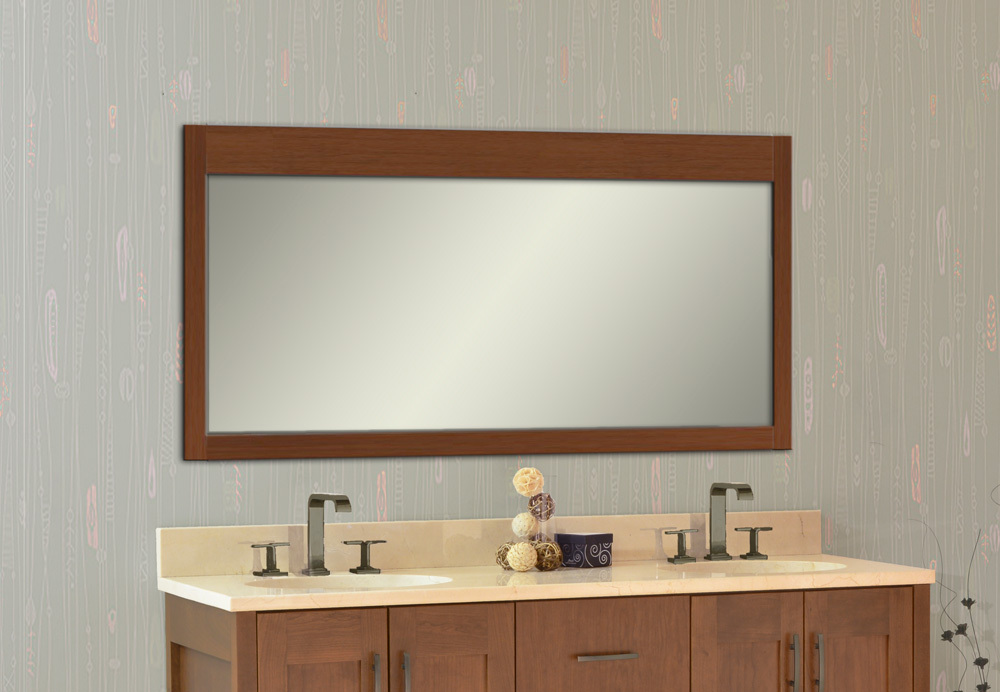 Bathroom Remodeling Ideas With Cabinets, Vanities, Mirrors & More