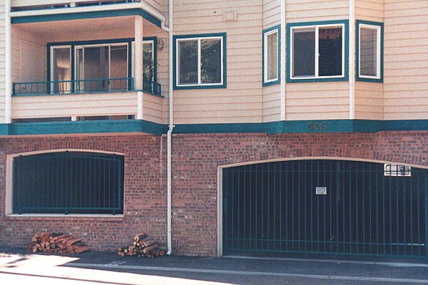 Parking Gates For Apartments Commercial Gates Seattle