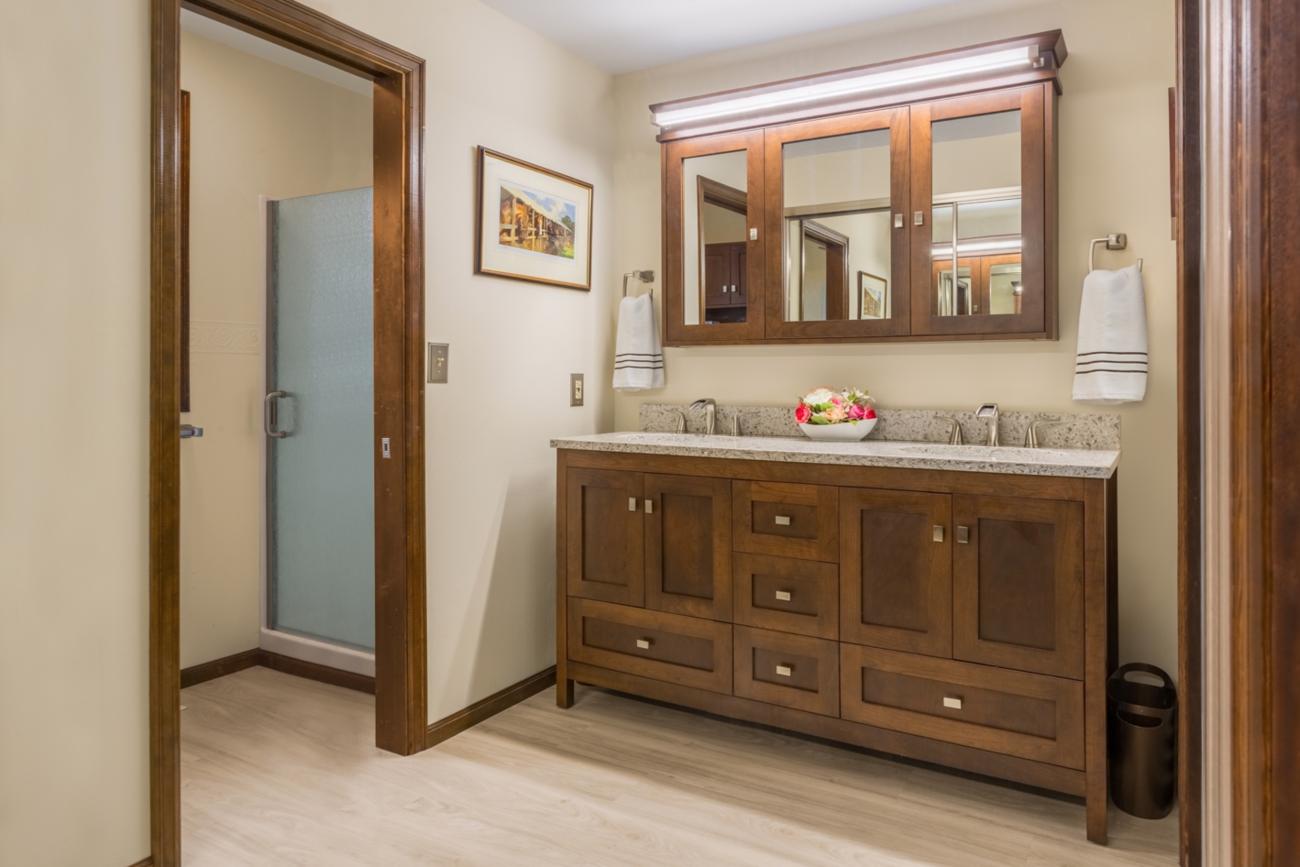 Wood Vanity Medicine Cabinet Amp Mirror Care And Installation
