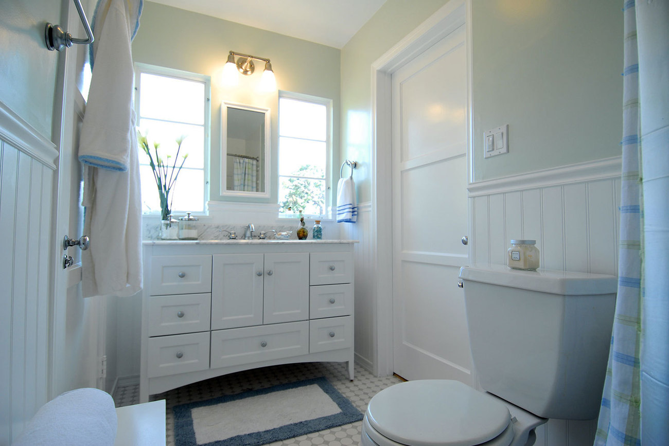 How to properly refinish bathroom cabinets strasser - How to redo bathroom cabinets for cheap ...