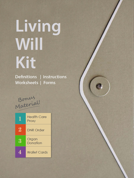 Free Living Will Kit