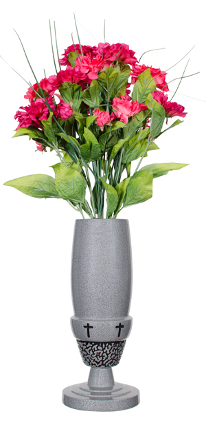 Granite Memorial Vases For Sale Edgewood Monuments