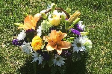 Basket of Love | Rose Hills Memorial Park