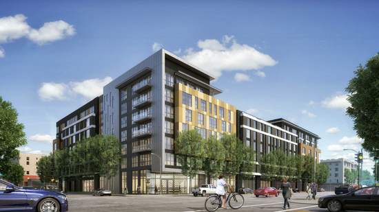 14th & Alice Rendering