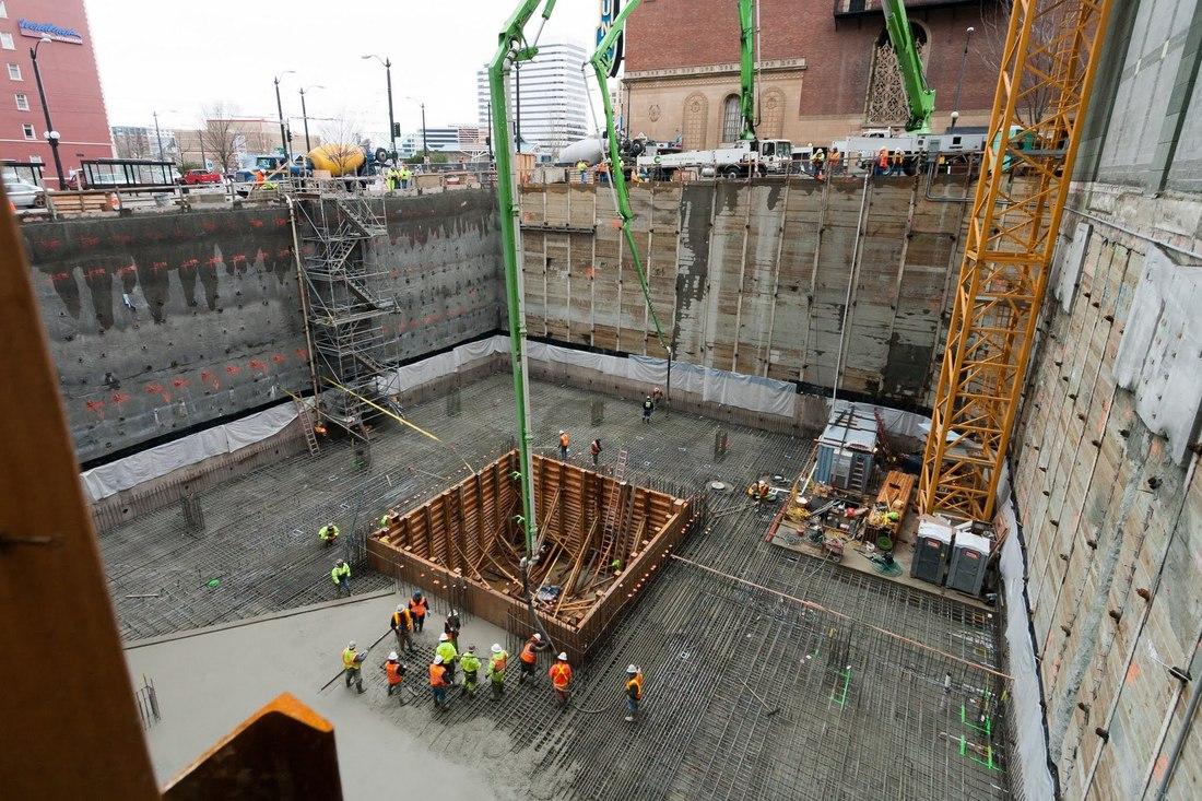 Cast-in-Place concrete construction
